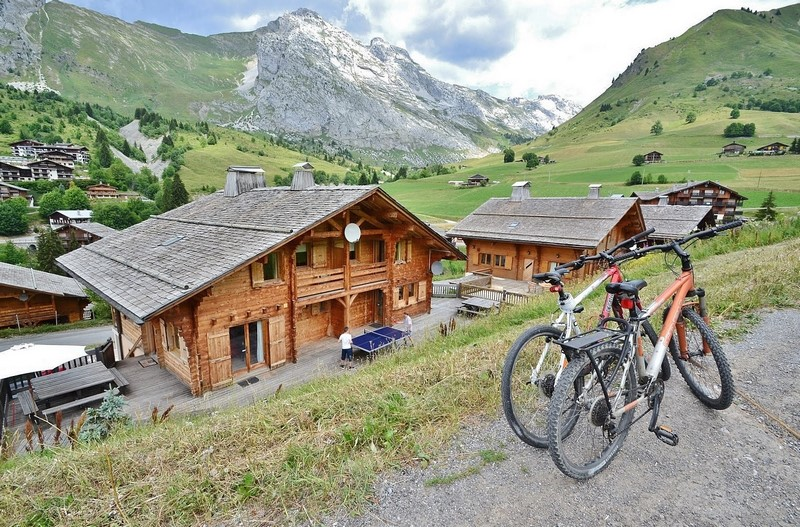 chalet maigret le grand bornand
