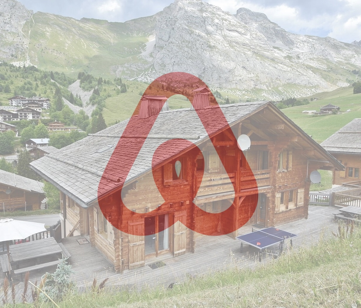 Your Chalet is available for short stays on Airbnb